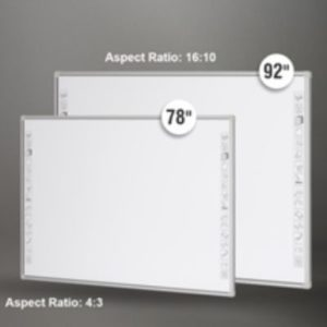 Interactive Multi-touch Whiteboard